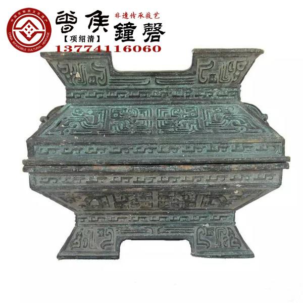 文庙祭器——簠(fu)