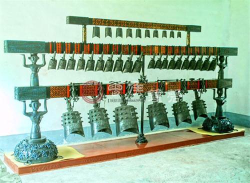 湖北青铜编钟