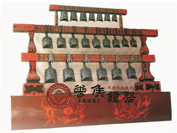 青铜器编钟价格