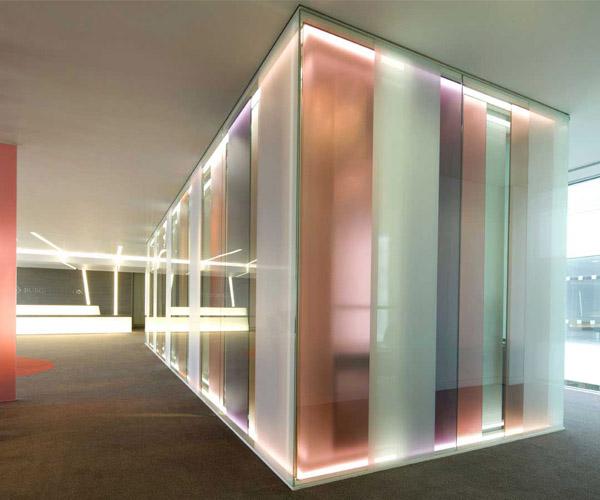 兴义贵阳玻璃隔断设计