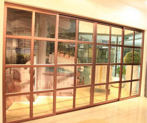 贵阳玻璃隔墙