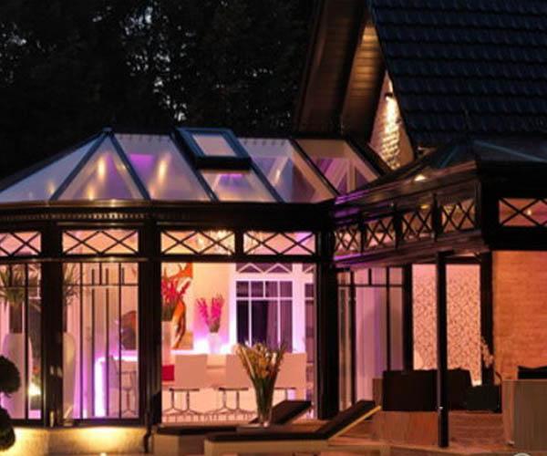 贵州玻璃阳光房