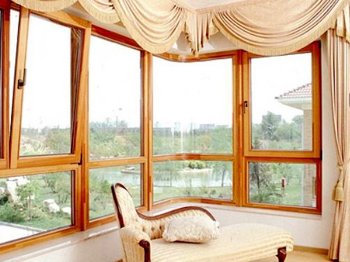 贵州铝木门窗
