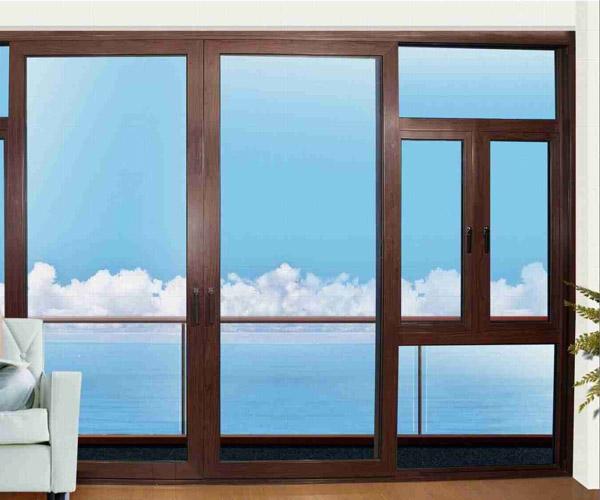 贵阳铝合金门窗设计