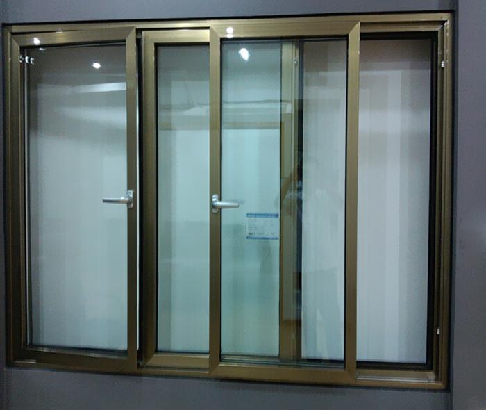 贵阳铝合金门窗安装