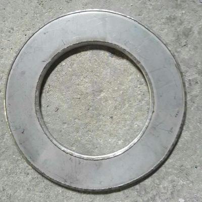 金属包覆垫