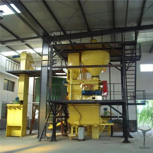 干粉砂浆设备成功案例