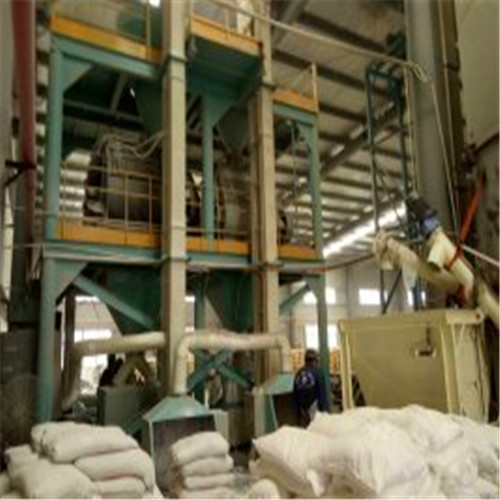 干混砂浆生产线