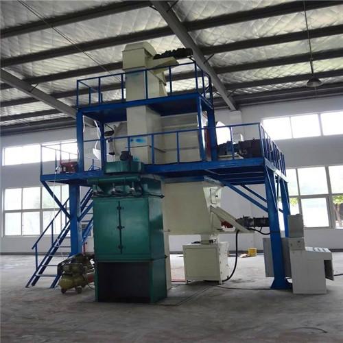 干粉砂浆设备生产线