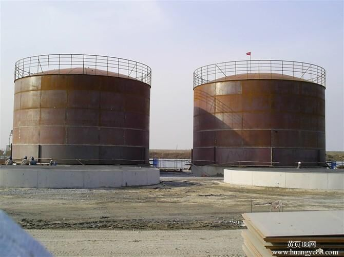 立式储油罐厂家