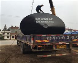 武汉油罐制作厂家