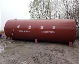 汉阳油罐厂家
