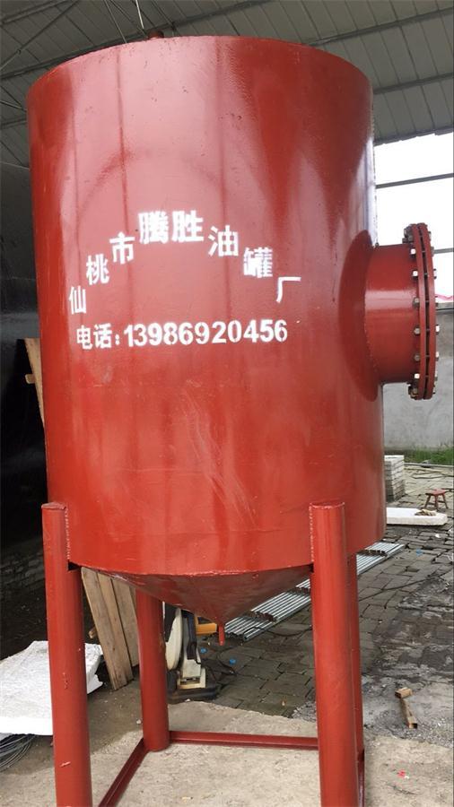 仙桃油管厂油罐订做厂分享油罐发生渗漏的原因 关于宜昌油罐检测先容