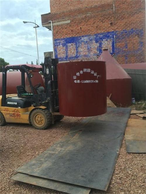 荆州油罐制作厂家