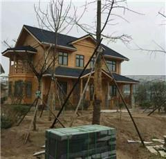 随州防腐木木屋