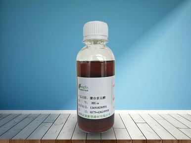 聚合多元醇價格