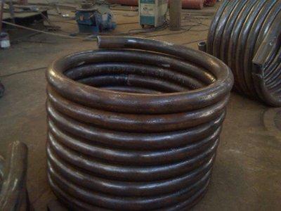 宜兴碳钢加热盘管
