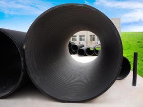 贵州聚乙烯塑钢缠绕管