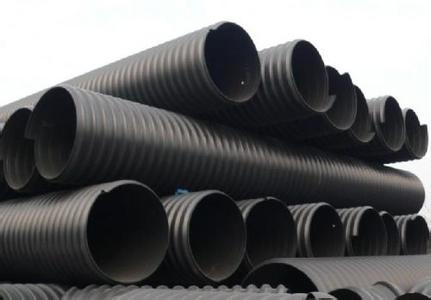 贵州钢带增强波纹管
