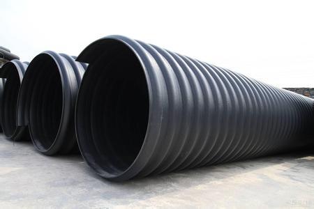 贵阳钢带增强波纹管厂家