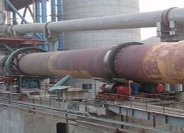 氧化鐵回轉窯
