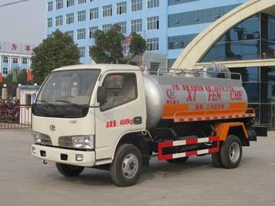 贵州吸粪低速货车