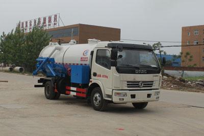 贵州清洗吸污车