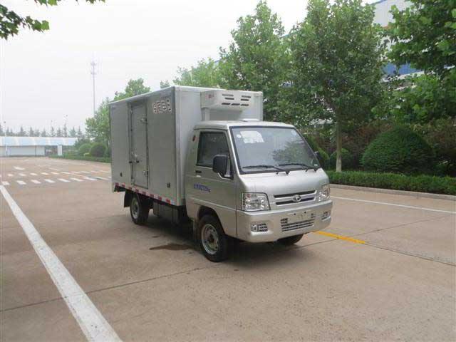 贵州东风冷藏车