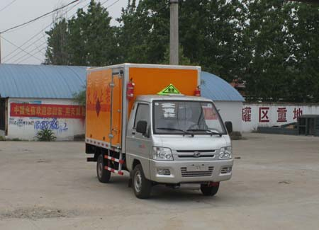 都匀东风爆破器材运输车