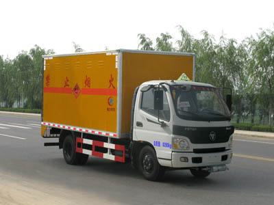 十通型爆破器材运输车