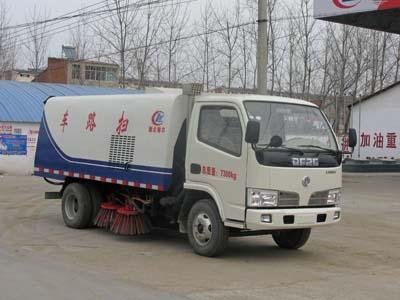 贵州十通扫路车