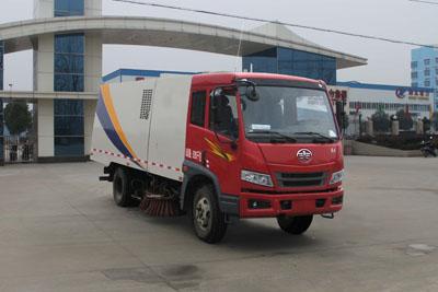 贵州东风扫路车