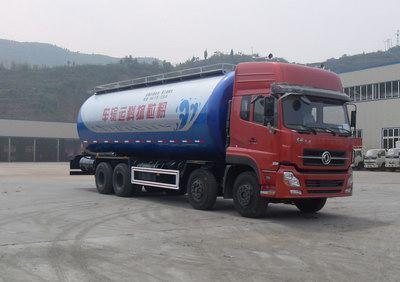 贵州东风粉粒物料运输车