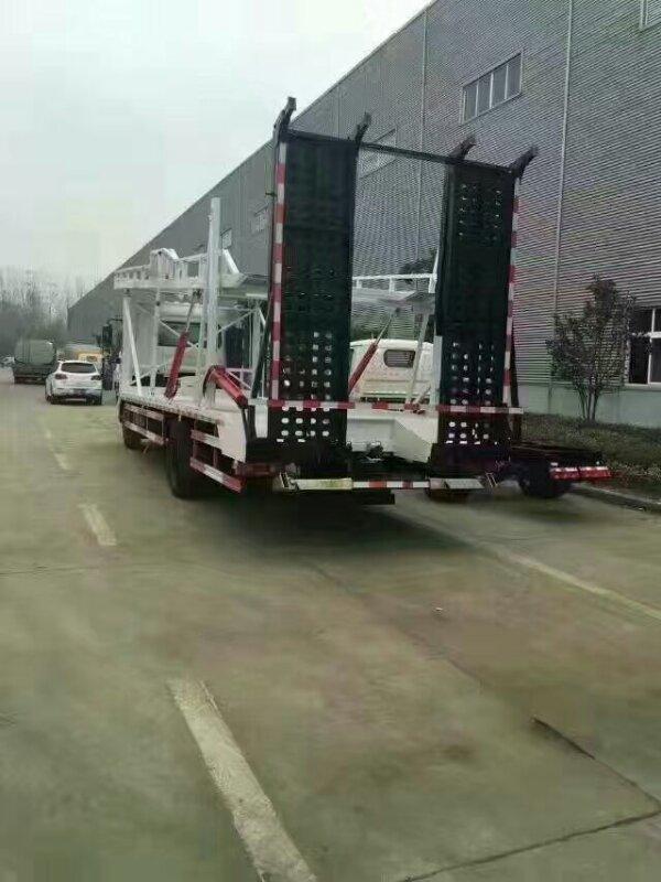 贵州十通中置轴轿运车