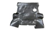 陕汽德龙发动机罩、垫板