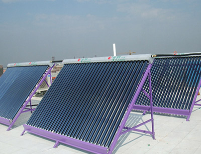 太阳能安装