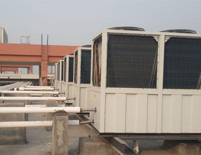 空气能热泵安装