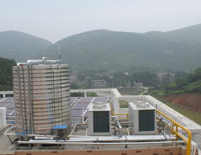 东莞空气能热水工程