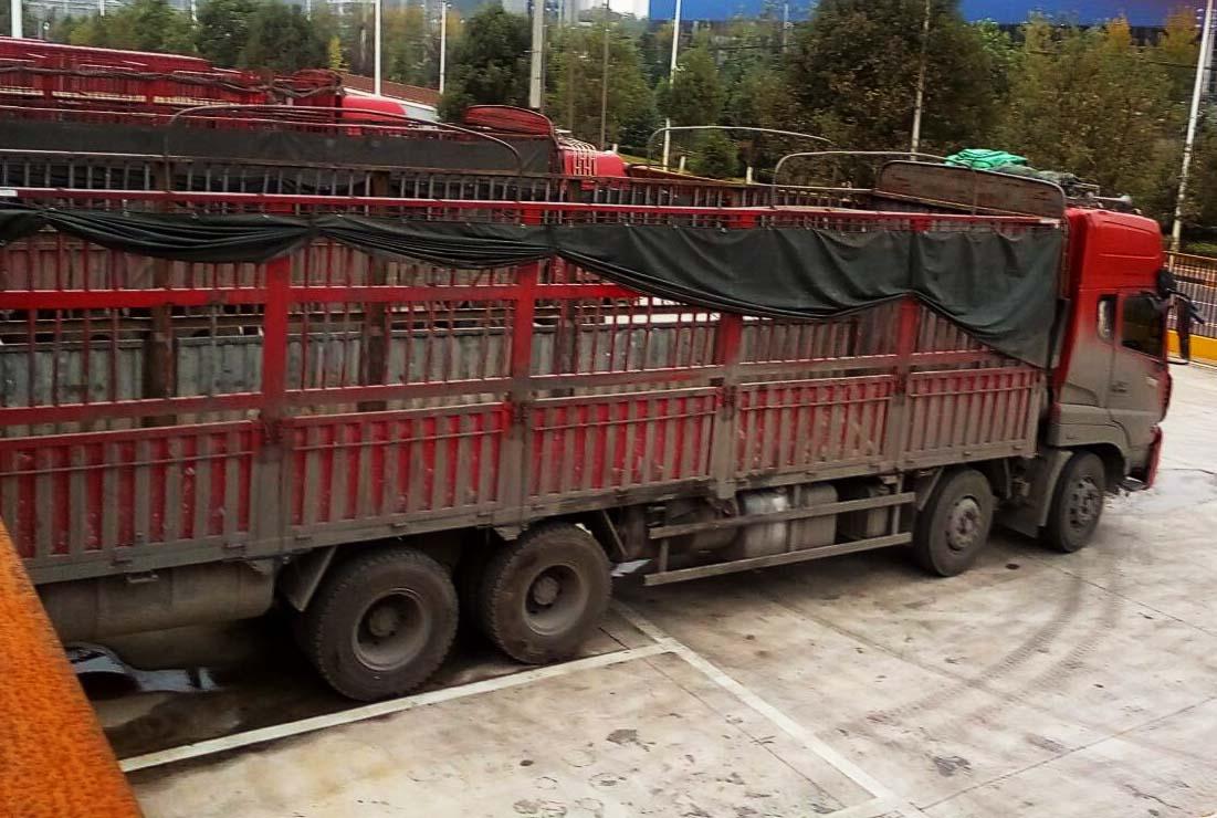 贵阳贵州大件运输公司