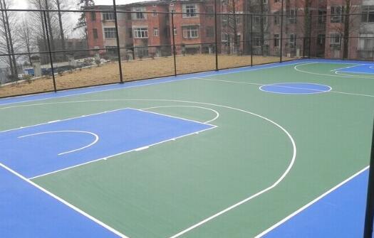 鄂州网球场施工工艺 嘉体体育 武昌网球场施工公司