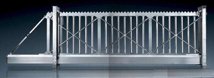 遵義不鏽鋼懸浮門