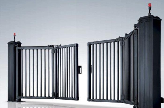 懸浮折疊門
