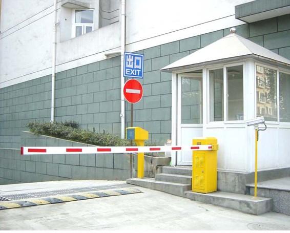 贵阳停车场系统