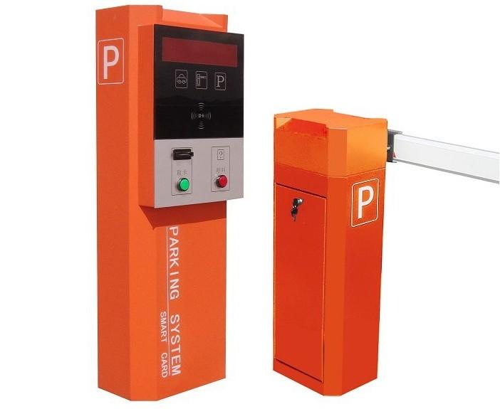 停车场普通收费系统