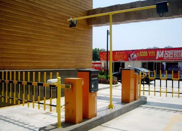 貴州停車場收費係統定製