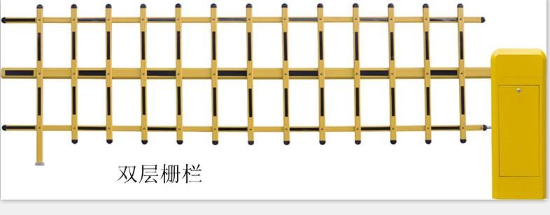 贵州双层栅栏道闸