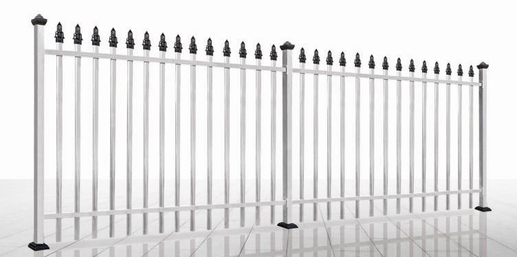 电泳铝合金围栏