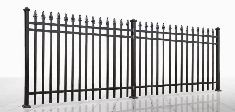 贵州电泳铝合金围栏