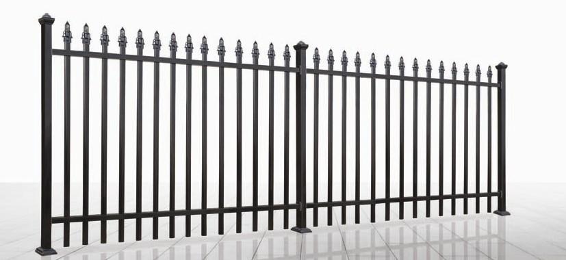 贵阳电泳铝合金围栏