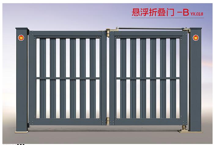 遵義貴陽懸浮折疊門
